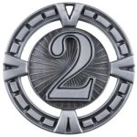 2nd Place Silver BG Series Medal Awards