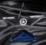 Blue Spectra Star Award Employee Awards