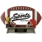 Photo Frame Football Football Trophy Awards