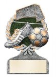 Soccer Multi Color Sport Resin Figure Multi Color Sport Resin Trophy Awards