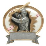 Sport Blaster Legend Baseball Sport Blaster Resin Trophy Awards
